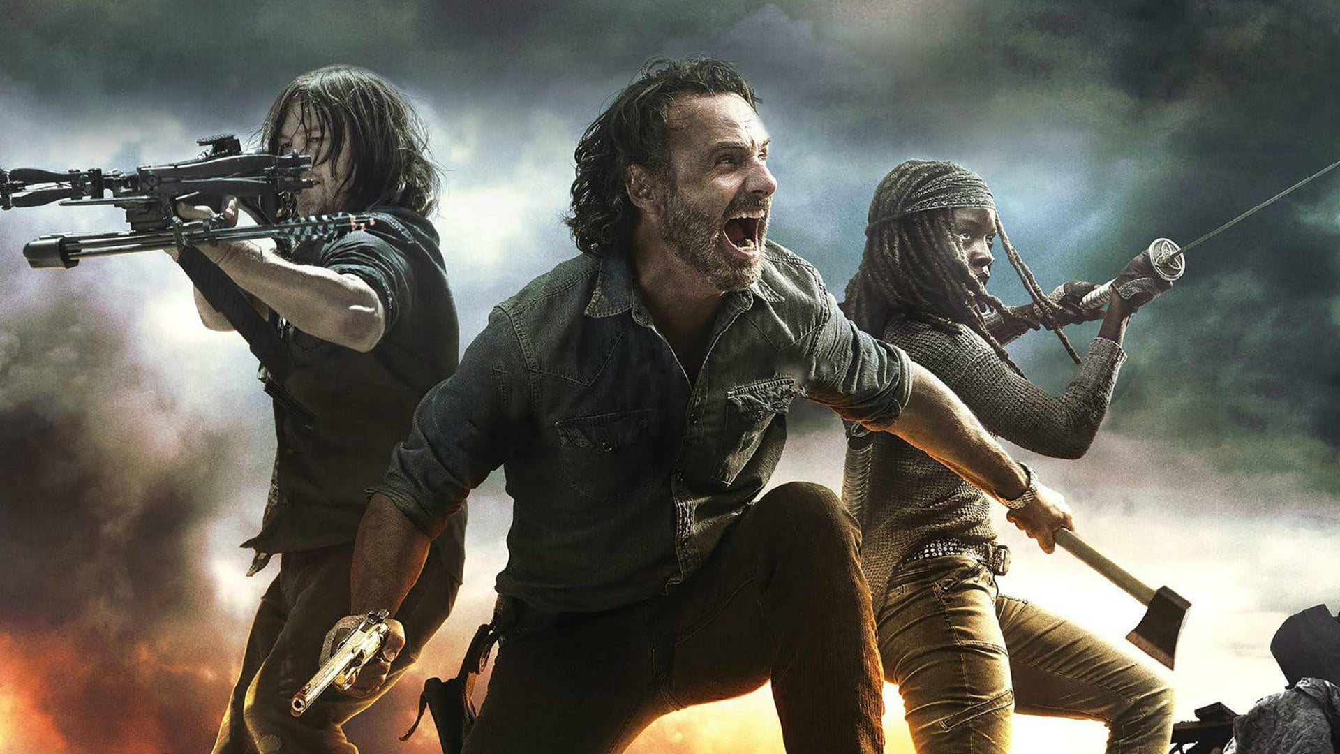 All the latest cast news reviews airdates and spoilers for The Walking Dead on Digital Spy