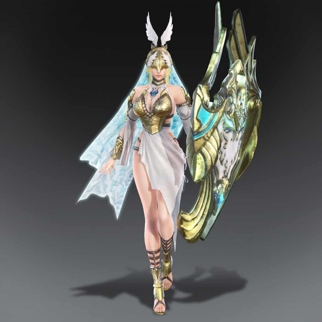 Warriors Orochi 4 Zeus: Character Feature