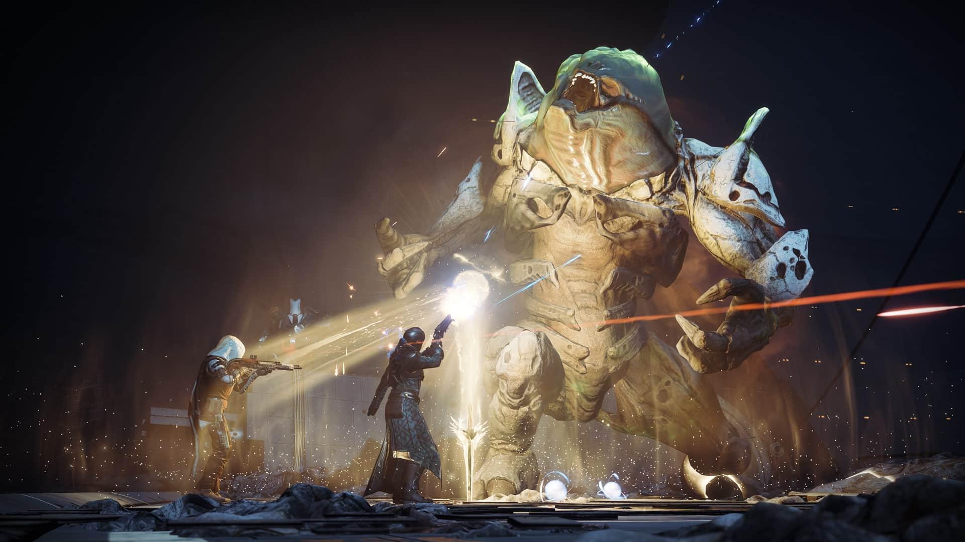Difficulty By Power In Destiny 2 Forsaken Nerd On